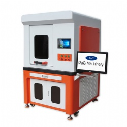 500W Small Size Precise CNC Laser Cutting Machine