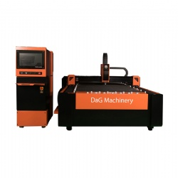 750W 3015 Fiber Laser Cutting Machine