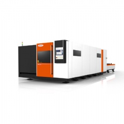 3015 Full Cover Dual Workbed Fiber Laser Cutting Machine